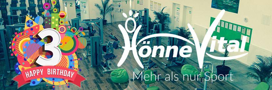 Happy Birthday: 3 Jahre HönneVital in Balve