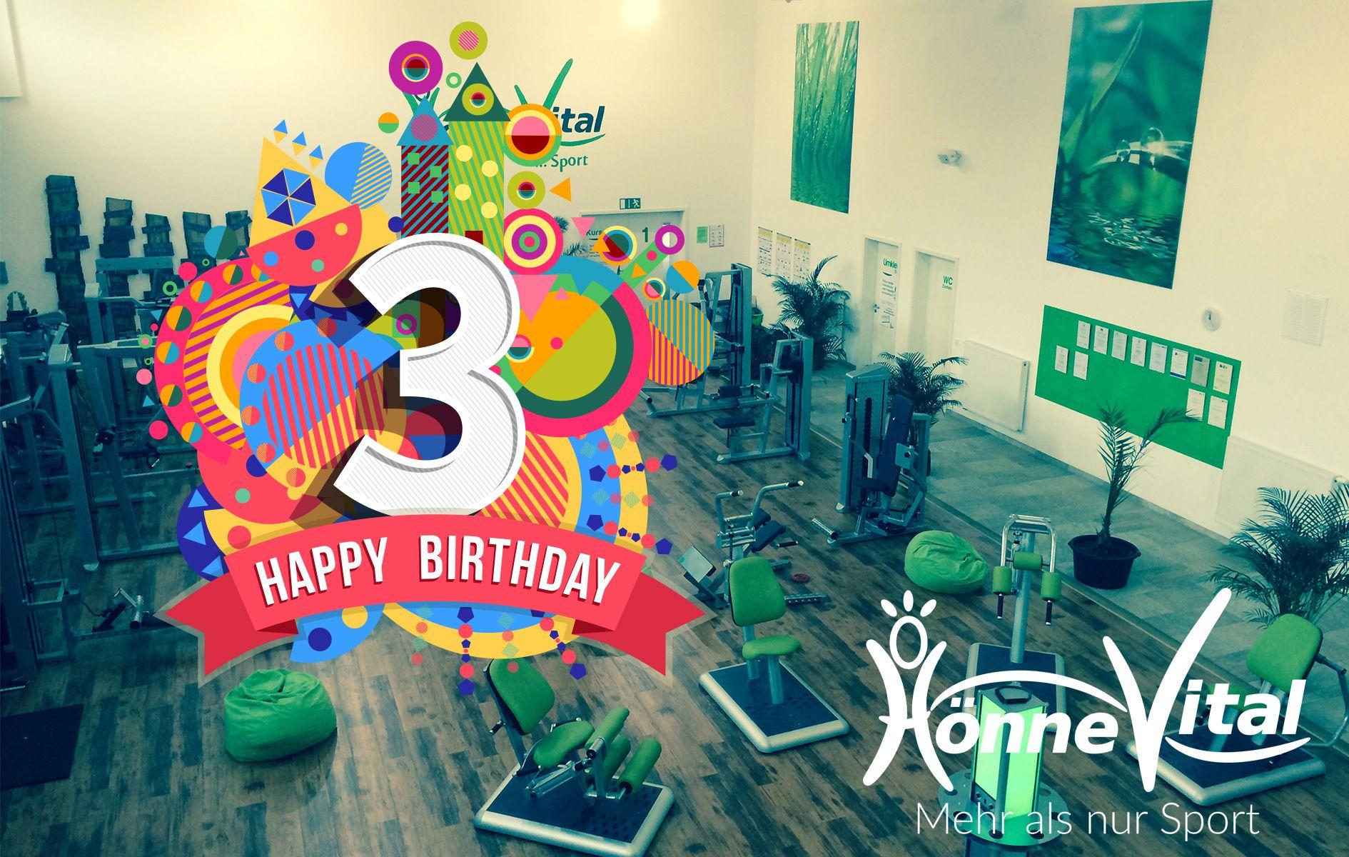 HönneVital-Cupcakes zum Geburtstag