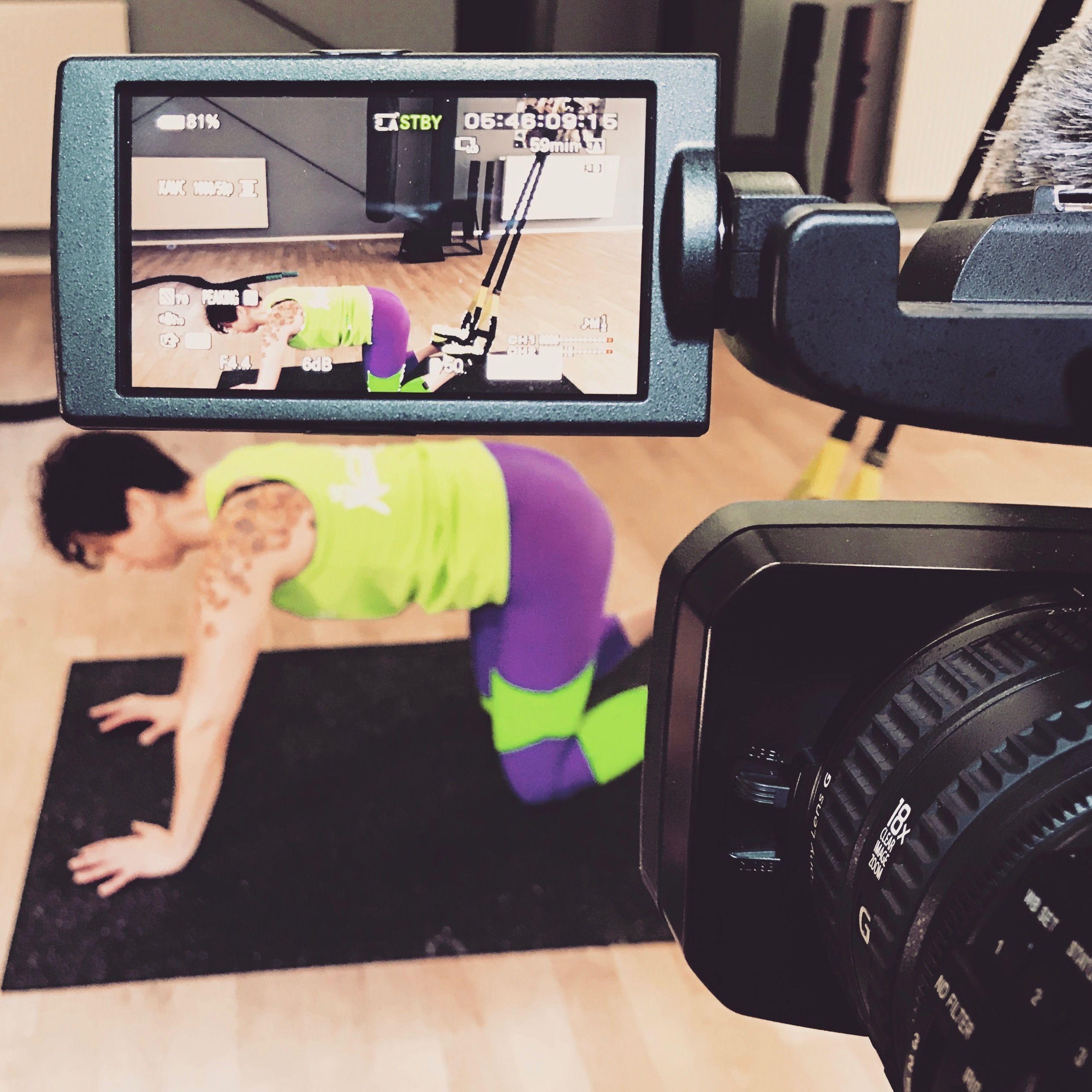 Anjas Fitnesstipps: (Nicht) hängen lassen