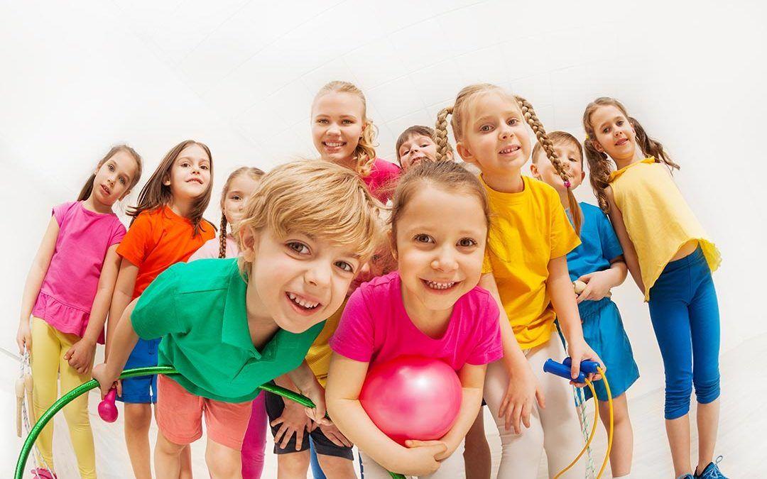 Fit for Kids: Sport- und Fitnesskurse für Kinder wieder ab dem 28. Mai 2019