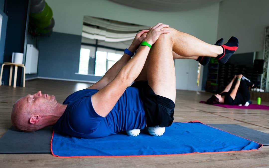 BALLance – Rückenschmerzen lindern, Verspannungen lösen – Entspannung pur