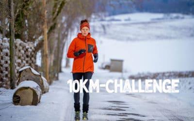 100 km in 10 Tagen. Die HönneVital-Challenge im Februar 2021