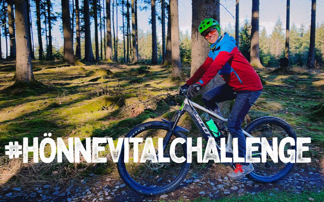 250 km in 10 Tagen: Die neue #hönnevitalchallenge