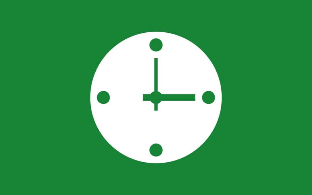 Neue Öffnungszeiten ab dem 2. August 2021
